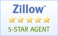 Zillow 5-Star Agent